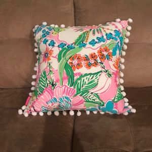Lilly Pulitzer for Target Pillow